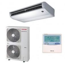 Напольно-потолочный кондиционер Toshiba RAV-SM14*CT(P)-E/RAV-SP14*AT8(P)-E/RBC-AMS41E